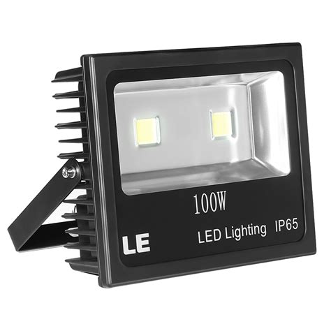 led flood light 100w led floodlights waterproof 10150lm outdoor security