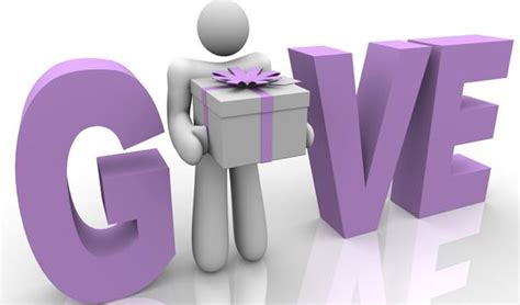 To Give taking the time to give back this yummymummyclub ca