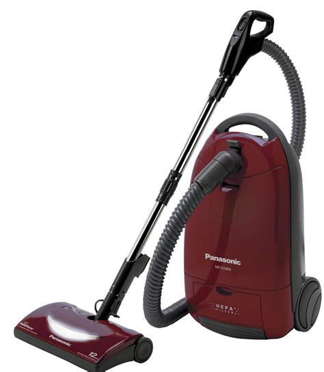 Top Vacuum Cleaners Panasonic Mc Cg902 Canister Vacuum Cleaner Review 2016