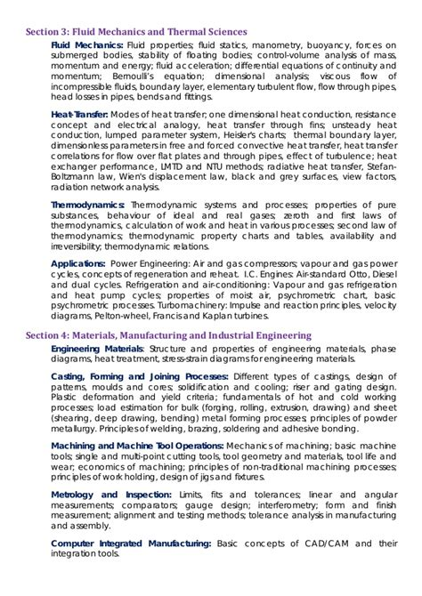 Mechanical Engineering Info Mechanical Engineering Gate2016 Info