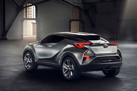 New Toyota Truck Toyota Unveils A New Small Suv Concept Car Previews Driven