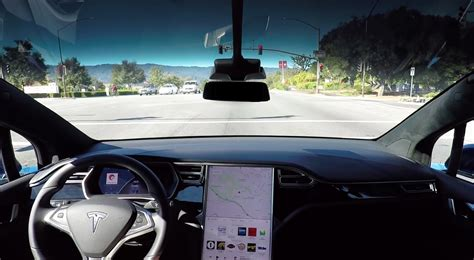self driving teslas and autonomous vehicles will end