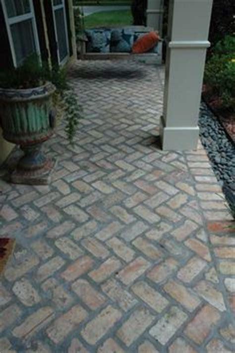 Patio Pavers Lafayette La Sted Concrete Patios Mi Patio Brick Herringbone Idea