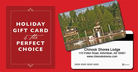 new chinook shores lodge gift cards - Chinook Gift Card