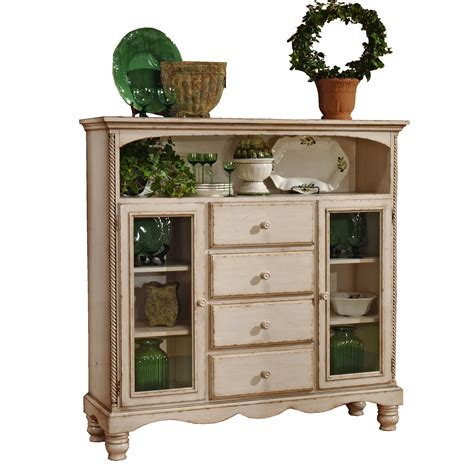 hillsdale wilshire baker s cabinet with 4 drawers