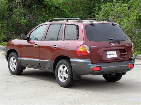 for 2002 hyundai santa fe trailer hitch for 2002 hyundai santa fe hitch 87419