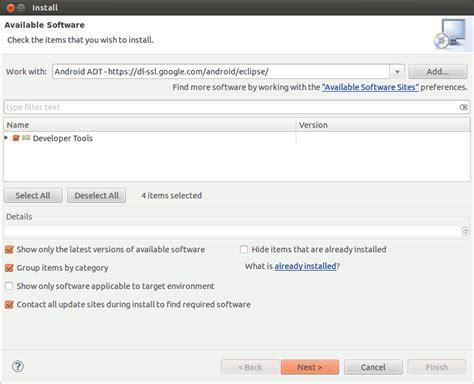 install android sdk ubuntu ubuntu install android sdk on ubuntu 12 04 lts 软件开发程序员博客文章收藏网