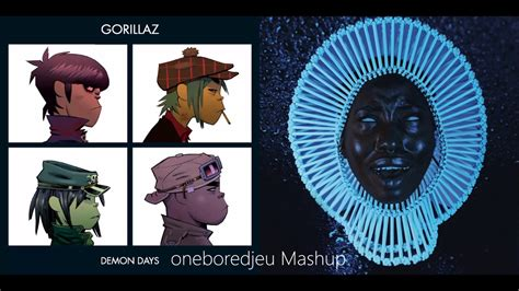 childish gambino zombies download zombies have come gorillaz vs childish gambino mashup