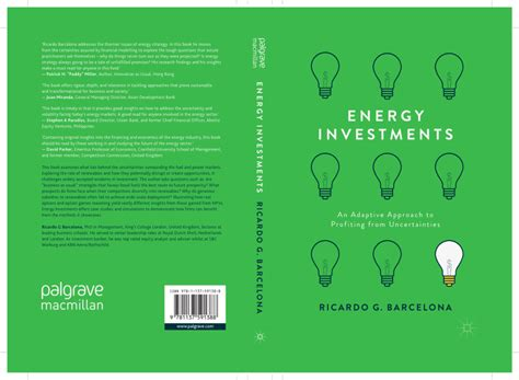 energy investments an adaptive approach to profiting from uncertainties books energy investments an adaptive approach to profiting from