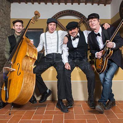 italian swing italian swing quartet 1 wedding and lights