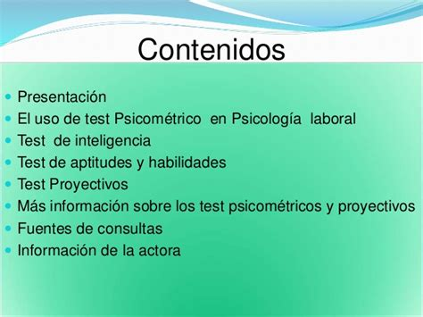 test psicometrico test psicom 233 trico laborales