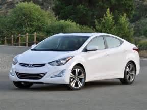 2015 Elantra Hyundai 2015 Hyundai Elantra Test Drive Review Cargurus
