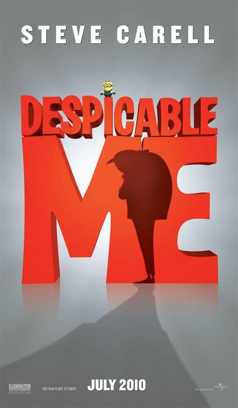 Me Me Me Original - despicable me 2010 poster 1 trailer addict
