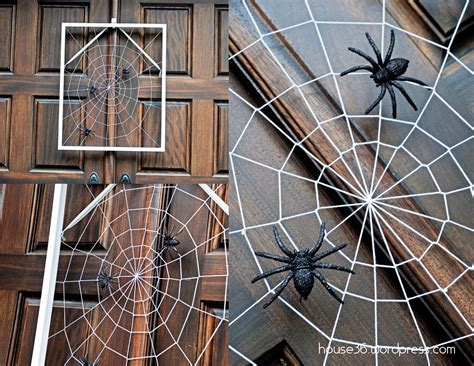 spider web decoration decor on a budget spider web