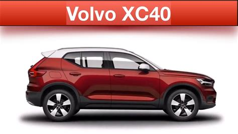 2019 Volvo Xc40 Gas Mileage by 2020 Volvo Xc40 T5 Volvo Review Release Raiacars