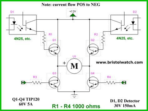 transistor h bridge transistor h bridge 28 images silverfoxdan 187 archive 187 2n2222 transistor h bridge with