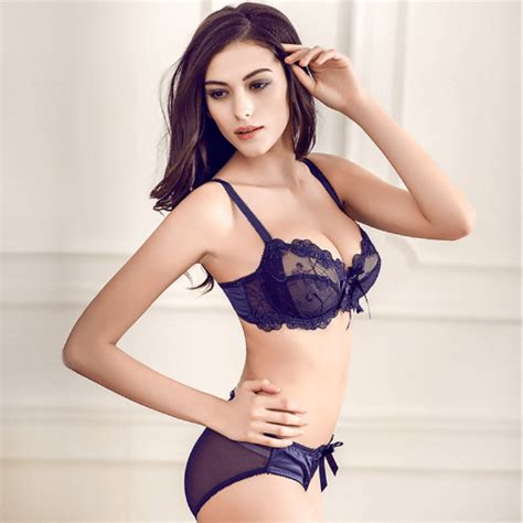 C A Bra Blue by Blue Lace Bra Set Ushoptwo