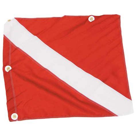 boat dive flags marine sports dive flag 20 x 24 west marine