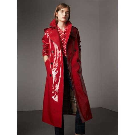 bench trench coat patent leather trench coat tradingbasis
