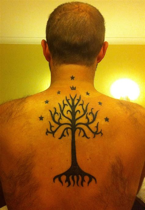 white tree of gondor tattoo white tree of gondor wallpaper 55 images