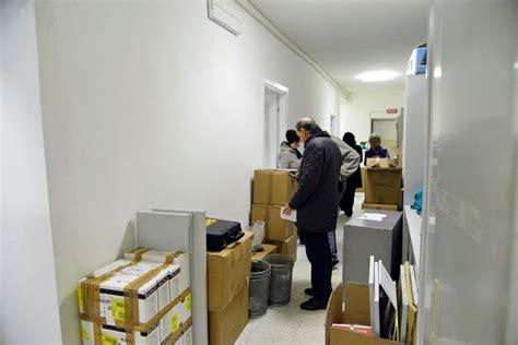 ufficio scolastico provinciale piacenza trasloco ex provveditorato problemi di sicurezza e spazi