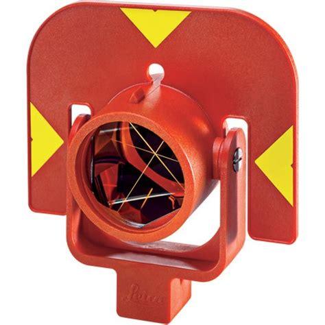 leica gpr111 circular prism with holder