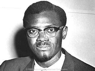 black history every day (patrice lumumba)
