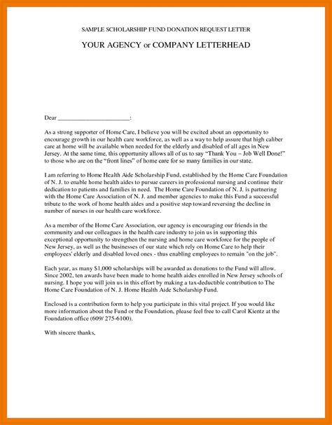 how to write a cover letter for scholarship how to write a cover letter for a scholarship