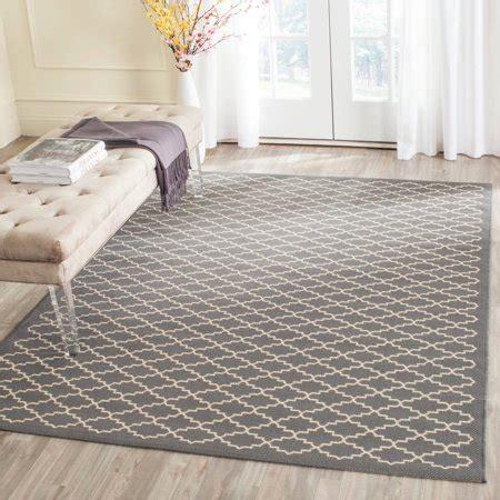 outdoor area rugs walmart safavieh courtyard hilbert indoor outdoor area rug or