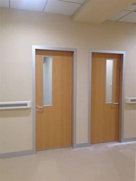 Diskon Certificate Vip Distributor Skinest Clinic china flush hospital ward door manufacturer