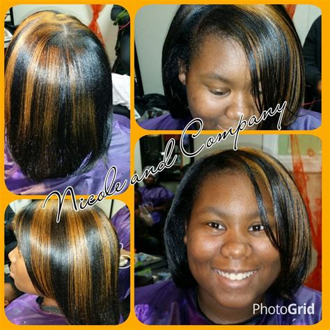natural black hair salons baltimore color silk press on natural hair nicoleandcompany