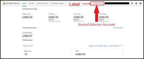 adsense non hosted account how to convert hosted adsense account to fully approved