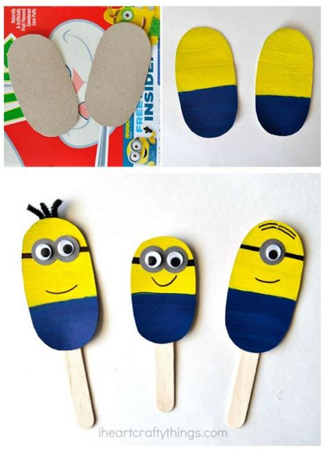 minion diy crafts 21 awesome diy minions craft ideas minionsallday