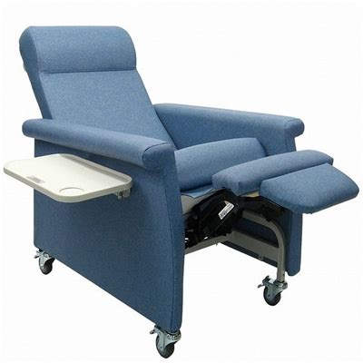 Geri Chairs by Winco 5900 Geri Chair Elite Comfort Recliner 3 Position