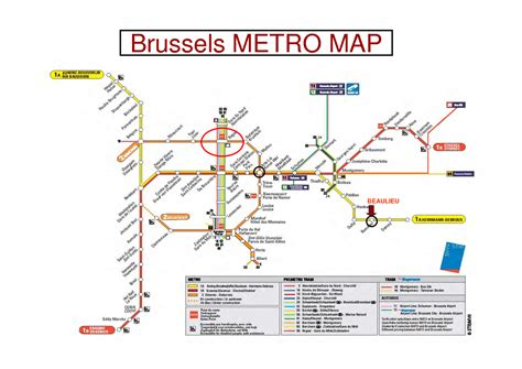 map of brussels map of brussels belgium