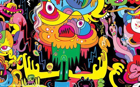 abstract  acid psychedelic wallpapers hd desktop