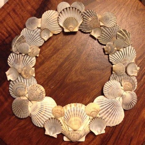 seashell diy projects best 25 shell wreath ideas on seashell wreath coastal wreath and wreaths