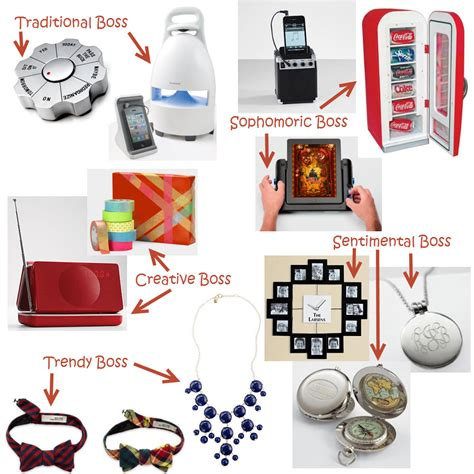5 kinds of boss s day gifts creative gift and happy boss