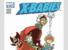 X-Babies (2009) #4 | Comics | Marvel.com X Babies