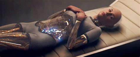 ex machina synopsis here s the concept art that inspired the robot from the