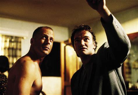 film de quentin tarantino avec bruce willis quentin tarantino film cinema the red list