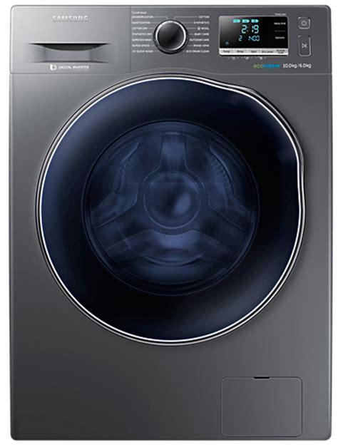 Mesin Cuci Samsung Digital Inverter samsung wd10j6410ax mesin cuci dan pengering 10 kg front