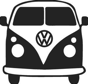 Vw Bulli Aufkleber Auto by Vw Bulli T1 Bus Transporter 10x10 Cm T2 T3 T4 T5 T6