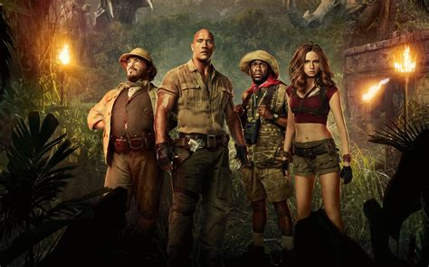 film 2017 jumanji jumanji welcome to the jungle 2017 movie wallpapers hd