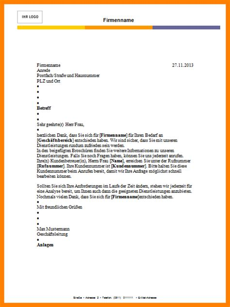 Word Vorlage Fensterbrief 10 din 5008 brief recommendation template
