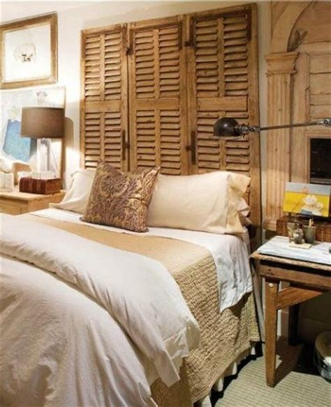 shutter headboard shutter headboard details in our home sweet home
