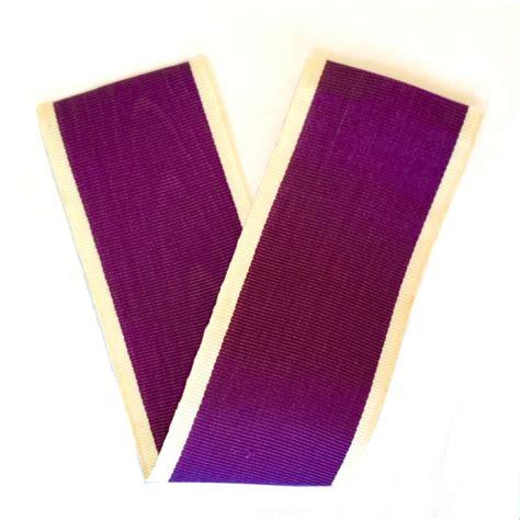 ribbon drape world war ii purple heart ribbon drape