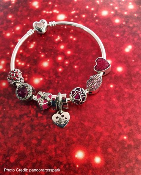 valentines pandora charms pandora s 2018 collection live images the