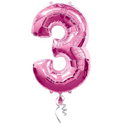 Pink Foil Balloon Z pink 3 foil balloon china foil balloons manufacturer mylar balloons manufacturer