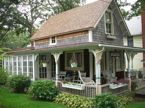 Wrap Around Deck Designs by 22 Cozy Cottages You Ll Want To Escape To This Weekend Brit Co
